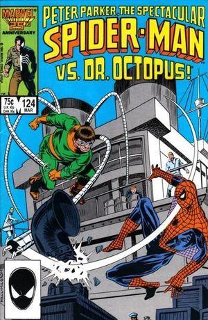 SPECTACULAR SPIDER-MAN (1976 1ST SERIES) #124