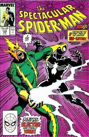 SPECTACULAR SPIDER-MAN (1976 1ST SERIES) #135