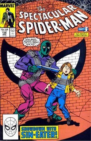 SPECTACULAR SPIDER-MAN (1976 1ST SERIES) #136