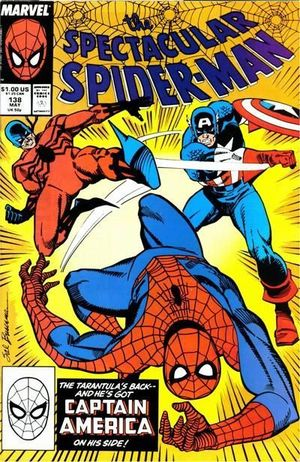 SPECTACULAR SPIDER-MAN (1976 1ST SERIES) #138