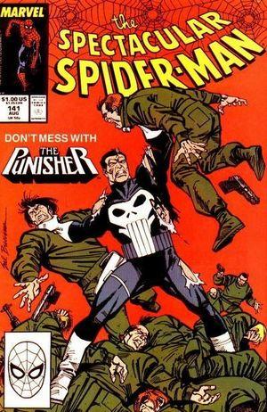 SPECTACULAR SPIDER-MAN (1976 1ST SERIES) #141
