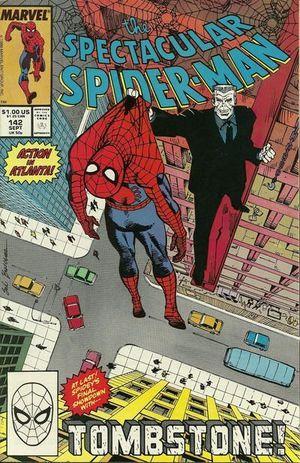 SPECTACULAR SPIDER-MAN (1976 1ST SERIES) #142