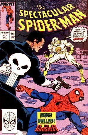 SPECTACULAR SPIDER-MAN (1976 1ST SERIES) #143
