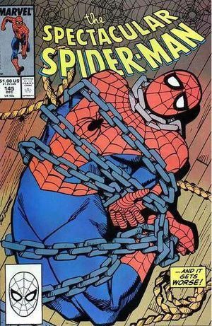 SPECTACULAR SPIDER-MAN (1976 1ST SERIES) #145