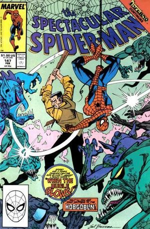 SPECTACULAR SPIDER-MAN (1976 1ST SERIES) #147