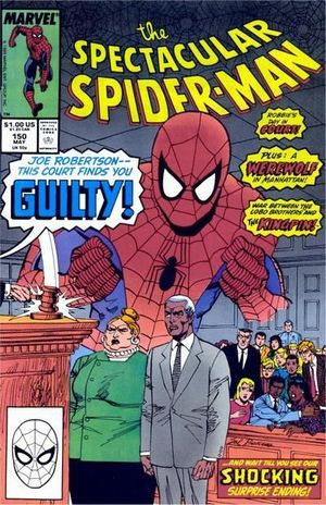 SPECTACULAR SPIDER-MAN (1976 1ST SERIES) #150
