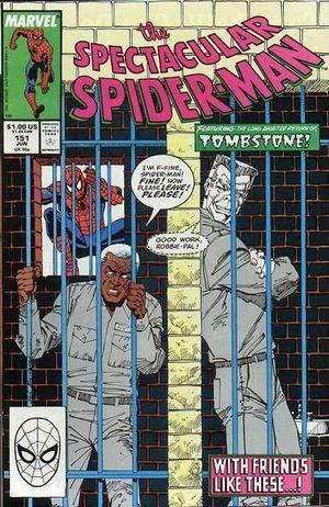 SPECTACULAR SPIDER-MAN (1976 1ST SERIES) #151