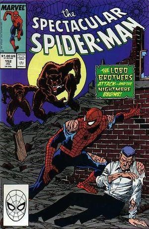 SPECTACULAR SPIDER-MAN (1976 1ST SERIES) #152