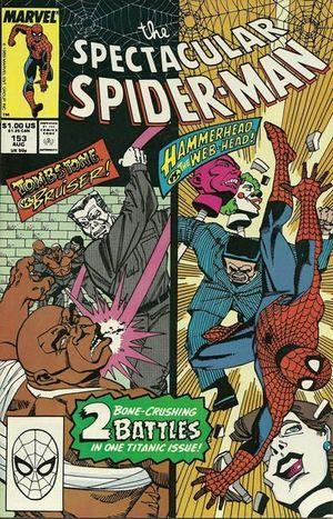 SPECTACULAR SPIDER-MAN (1976 1ST SERIES) #153