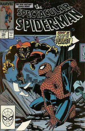 SPECTACULAR SPIDER-MAN (1976 1ST SERIES) #154