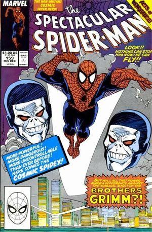SPECTACULAR SPIDER-MAN (1976 1ST SERIES) #159