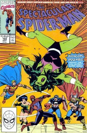 SPECTACULAR SPIDER-MAN (1976 1ST SERIES) #168