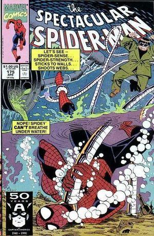 SPECTACULAR SPIDER-MAN (1976 1ST SERIES) #175