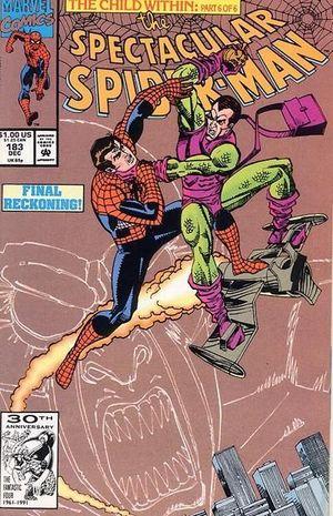 SPECTACULAR SPIDER-MAN (1976 1ST SERIES) #183