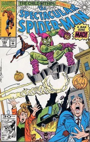 SPECTACULAR SPIDER-MAN (1976 1ST SERIES) #184