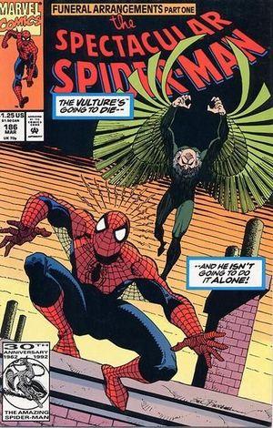 SPECTACULAR SPIDER-MAN (1976 1ST SERIES) #186