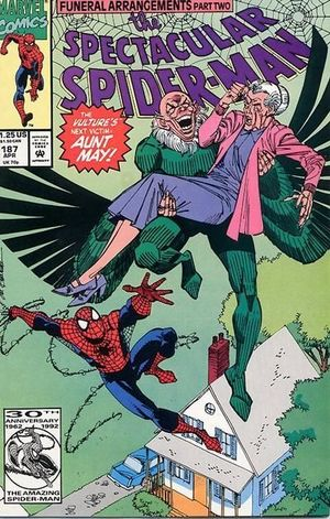 SPECTACULAR SPIDER-MAN (1976 1ST SERIES) #187