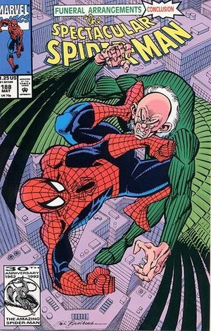 SPECTACULAR SPIDER-MAN (1976 1ST SERIES) #188