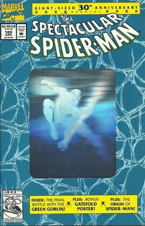 SPECTACULAR SPIDER-MAN (1976 1ST SERIES) #189
