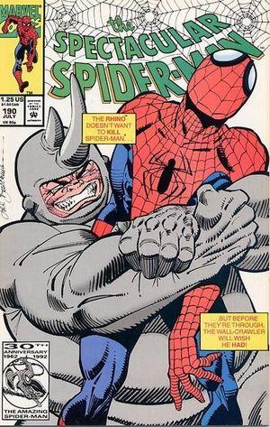 SPECTACULAR SPIDER-MAN (1976 1ST SERIES) #190