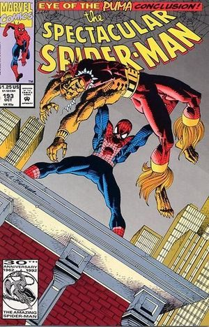 SPECTACULAR SPIDER-MAN (1976 1ST SERIES) #193