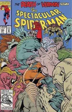SPECTACULAR SPIDER-MAN (1976 1ST SERIES) #195