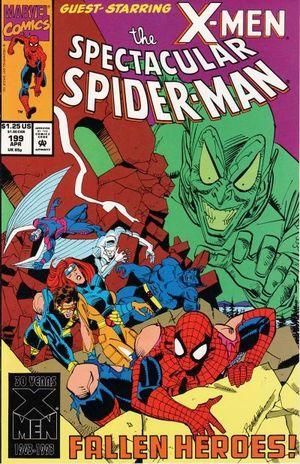 SPECTACULAR SPIDER-MAN (1976 1ST SERIES) #199