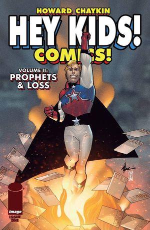 HEY KIDS COMICS VOL 02 PROPHETS AND LOSS (2021) #1