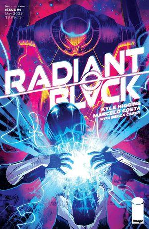 RADIANT BLACK (2021) #4
