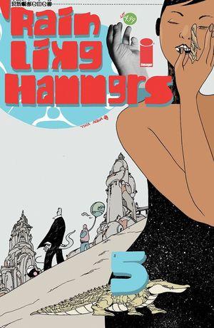 RAIN LIKE HAMMERS (2021) #5