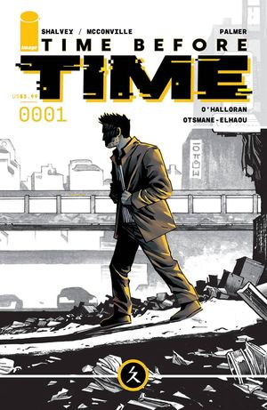 TIME BEFORE TIME (2021) #1