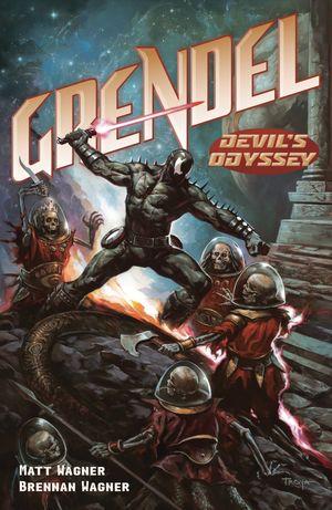 GRENDEL DEVILS ODYSSEY (2019) #6B
