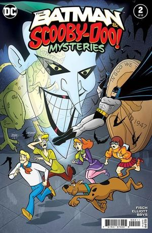 BATMAN AND SCOOBY-DOO MYSTERIES (2021) #2