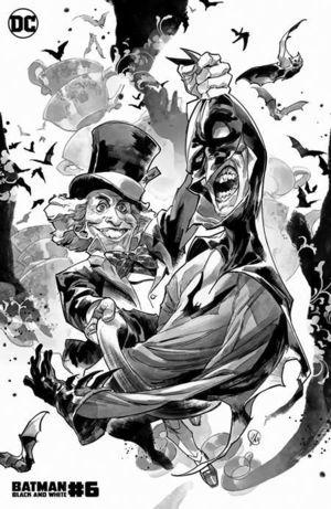 BATMAN BLACK AND WHITE (2020) #6C