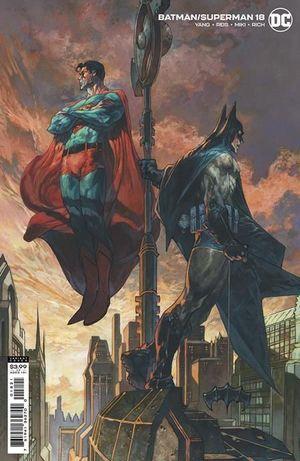 BATMAN SUPERMAN (2019) #18B