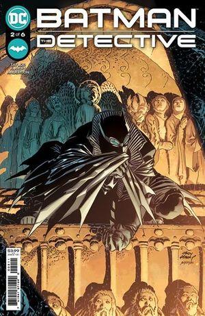 BATMAN THE DETECTIVE (2021) #2
