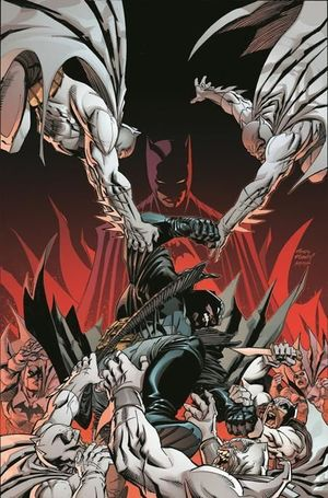 BATMAN THE DETECTIVE (2021) #2B