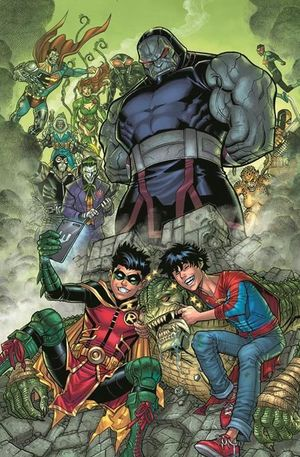 CHALLENGE OF THE SUPER SONS (2021) #2B