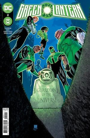 GREEN LANTERN (2021) #2