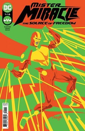 MISTER MIRACLE THE SOURCE OF FREEDOM (2021) #1