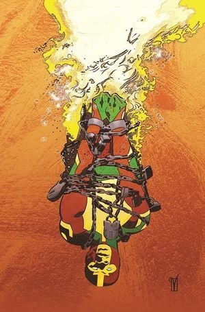 MISTER MIRACLE THE SOURCE OF FREEDOM (2021) #1B
