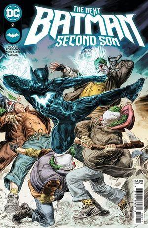 NEXT BATMAN SECOND SON (2021) #2