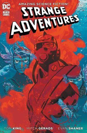 STRANGE ADVENTURES (2020) #10B