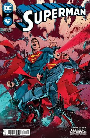 SUPERMAN (2018) #31