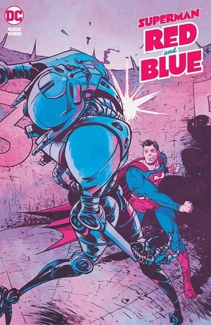 SUPERMAN RED AND BLUE (2021) #3