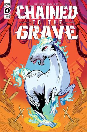 CHAINED TO THE GRAVE (2021) #4