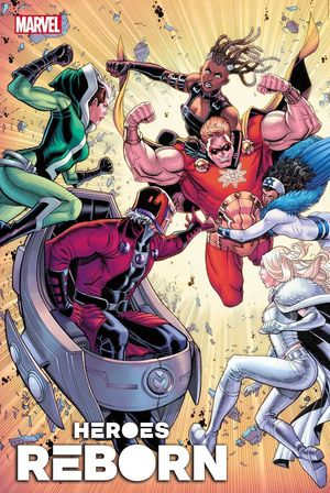 HEROES REBORN MAGNETO AND MUTANT FORCE (2021) #1