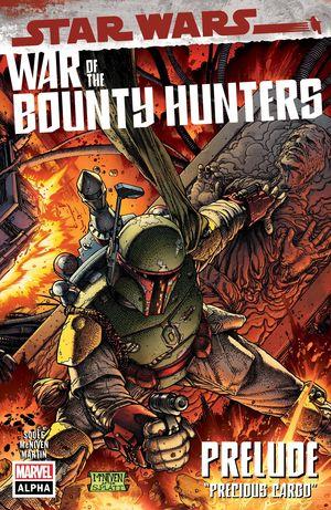 STAR WARS WAR BOUNTY HUNTERS ALPHA (2021) #1
