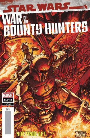 STAR WARS WAR BOUNTY HUNTERS ALPHA (2021) #1C