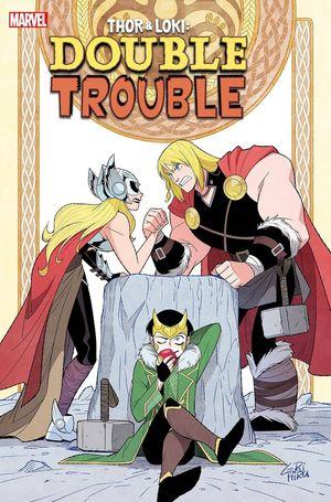 THOR AND LOKI DOUBLE TROUBLE (2021) #3